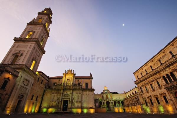 Lecce – Piazza Duomo