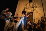 Felline, Alliste – Ronda di fronte la chiesa di San Leucio Martire