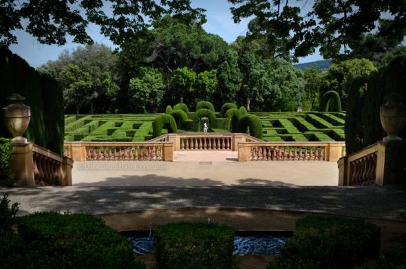 Labirinto de Horta - Domenico Bagutti