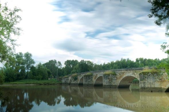 Arezzo ponte della Gioconda
