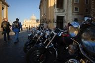 Harley Devidson, Vaticano