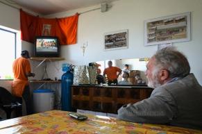 Portocannone_Carristi studiano la gara