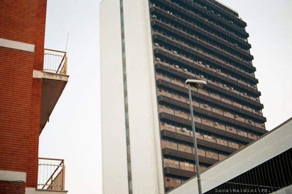 Still Life With Skyscraper