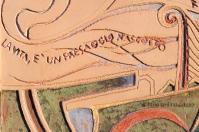 I graffiti di Montemurro sono un'espressione artistica particolare e peculiare. Sono realizzati sovrapponendo e poi graffiando diversi strati di sabbia locale, reperibile scavando a più di 50 cm di profondità nei terreni del paese. Tra le vie del paese ne sono istallati una quarantina. Grande importanza didattica e culturale hanno i graffiti realizzati all'interno del progetto realizzato dall'associazione Scuola del Graffito, che prevede che altri 16 graffiti, realizzati dalle alcune scuole della Val d'Agri, siano istallati a breve nei relativi Comuni.