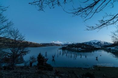 Lago di Campotosto, L'Aquila - Valerio Pompilio