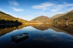 Lago di Scanno, Scanno (AQ)_Mario Fracasso