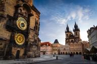 Torre dell'orologio astronomico