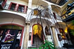 Passaggio interno nella Città Vecchia, via Celetna 17