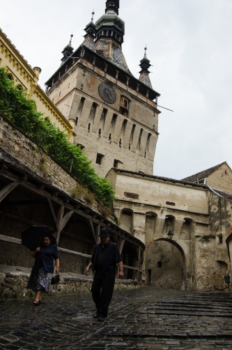 Sighisoara, cittadella fortificata